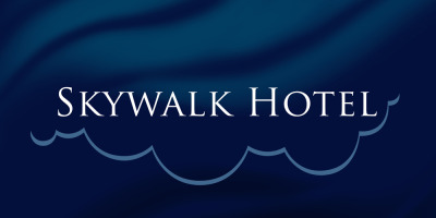 hotel skywalk